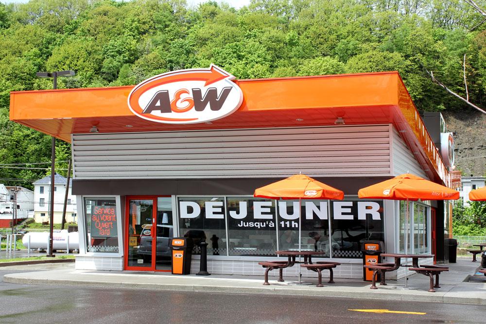 A & W Beaupré
